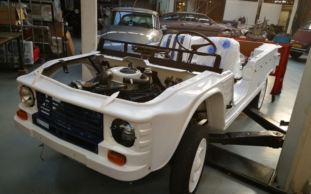 CITROEN MEHARI: A car for the future with a retro twist!