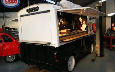 Citroën HY : de bétaillère à foodtruck !