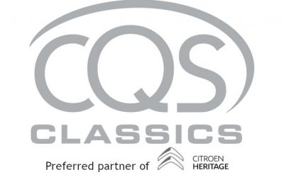 Parternariat CQS Classics – Citroën Heritage